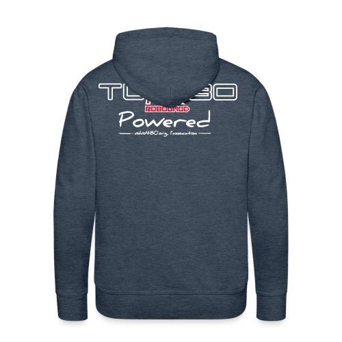 v480 roboumod - Sweat-shirt à capuche Premium pour hommes
