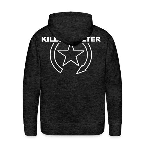 KILL SWITCH Logo 0KS02 W - Men's Premium Hoodie