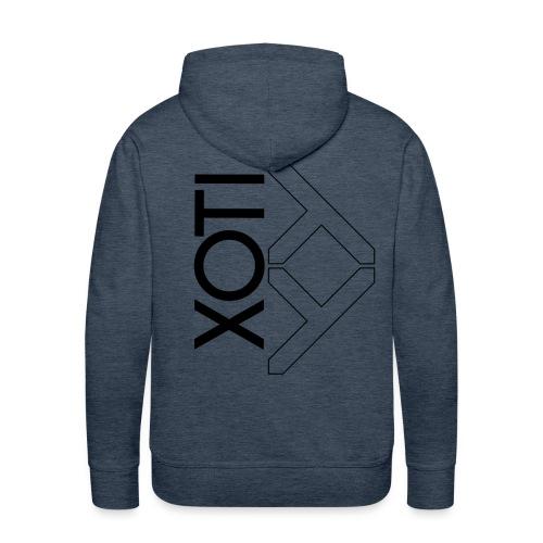 XOTI Derive - Sweat-shirt à capuche Premium pour hommes