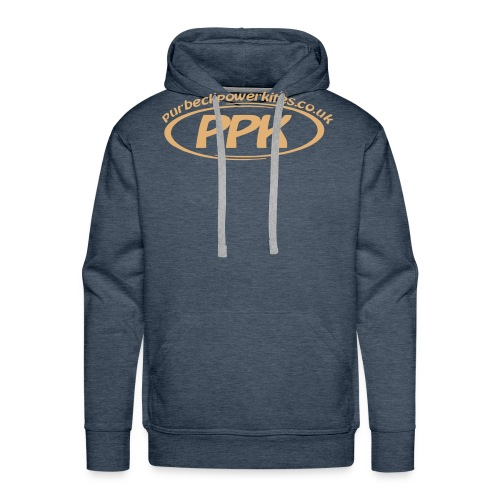 PPK Logo - Men's Premium Hoodie