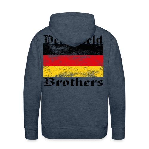 42/19-Q3_Deutsch|-B- - Männer Premium Hoodie