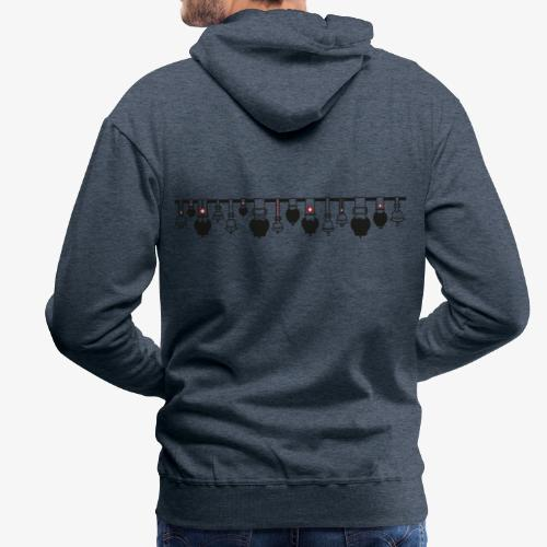 Glockenstolz - Männer Premium Hoodie