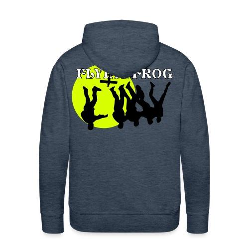 fflettragerond - Sweat-shirt à capuche Premium pour hommes