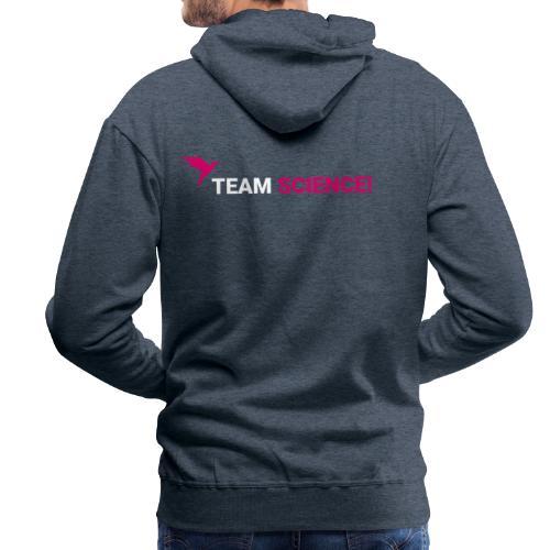 Team Science! - Männer Premium Hoodie