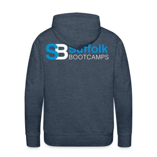 Suffolk Bootcamps Logo - Men's Premium Hoodie