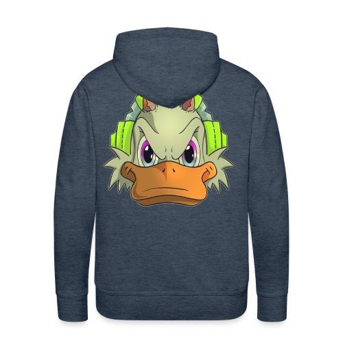 Duckie head - Premiumluvtröja herr