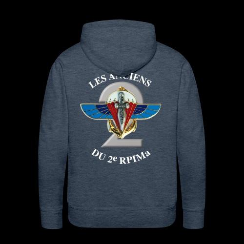 2574722 png - Sweat-shirt à capuche Premium pour hommes