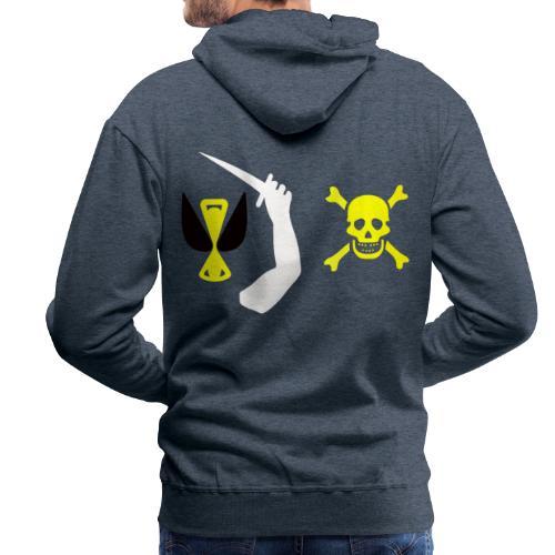 Christopher Moody Flag - Sweat-shirt à capuche Premium pour hommes