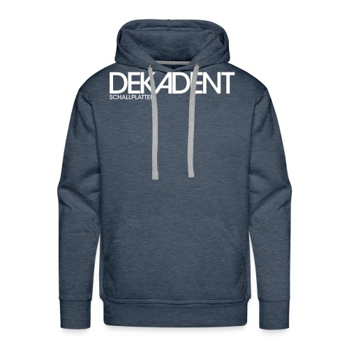 dekadent - Männer Premium Hoodie