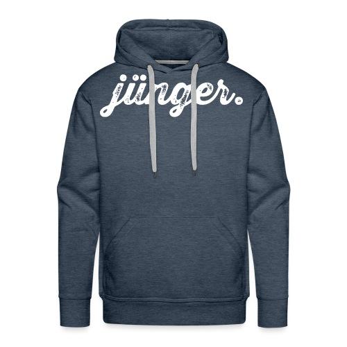 juenger - Männer Premium Hoodie