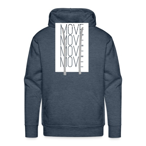 movemovemove - Männer Premium Hoodie