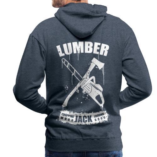 Lumberjack - Männer Premium Hoodie
