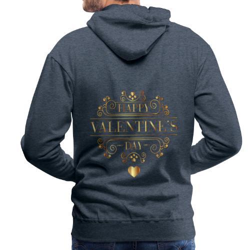 Valentine Day - Premiumluvtröja herr