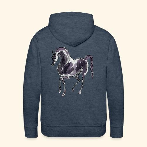 Piaffé - Sweat-shirt à capuche Premium pour hommes