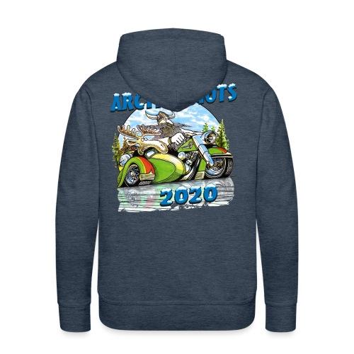 Arctic Idiots 2020 - Mannen Premium hoodie