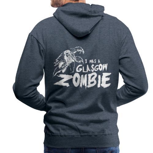 Glasgow Zombie - Men's Premium Hoodie