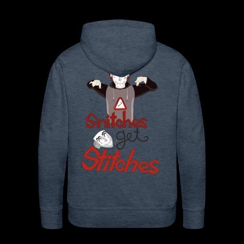 SGS Creepy Smile - Männer Premium Hoodie