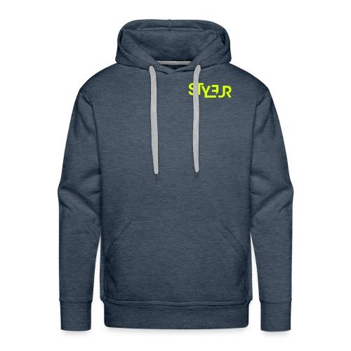 styleur logo spreadhsirt - Männer Premium Hoodie