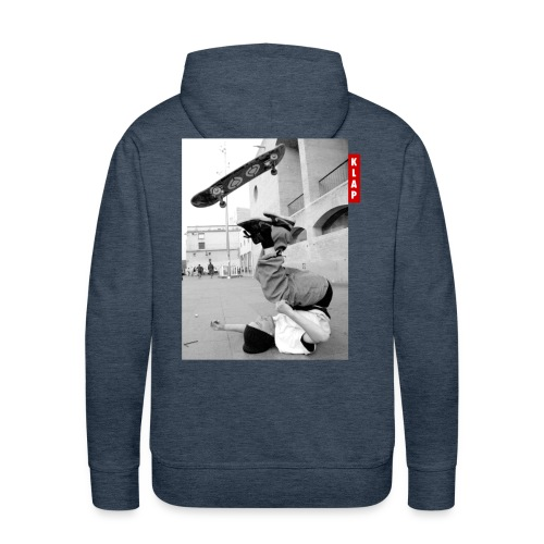 Mils Pocket - Sweat-shirt à capuche Premium pour hommes