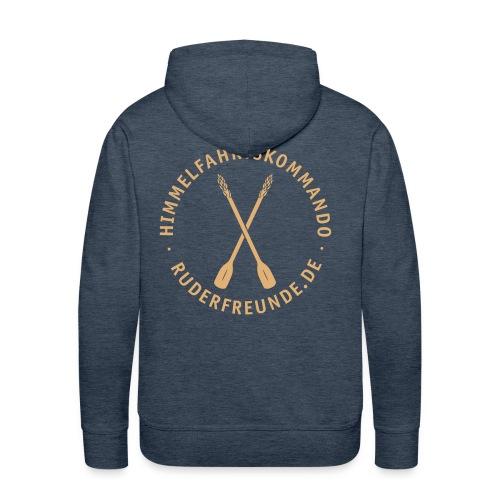 ruderfreunde03v - Männer Premium Hoodie