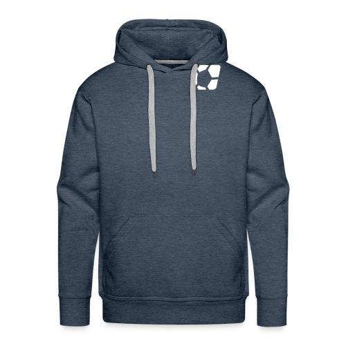 ligaexperte logo fertig - Männer Premium Hoodie