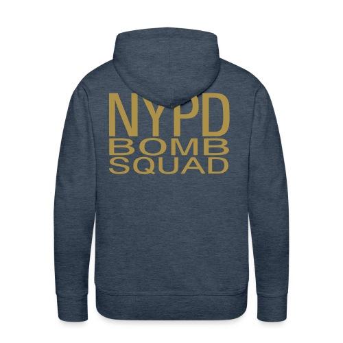 Bomb Squad - Sweat-shirt à capuche Premium pour hommes