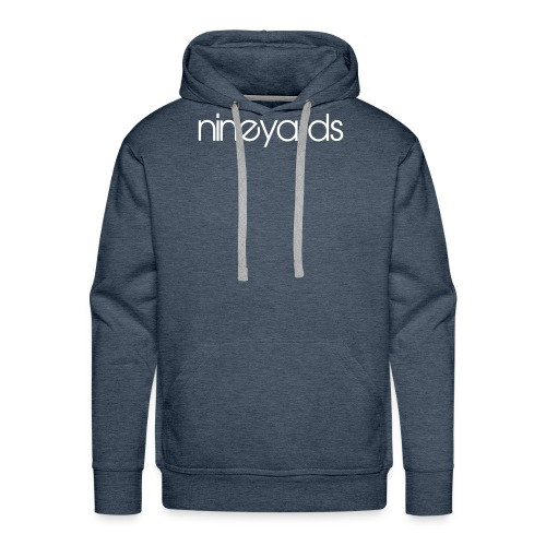 Nineyards text - Men's Premium Hoodie