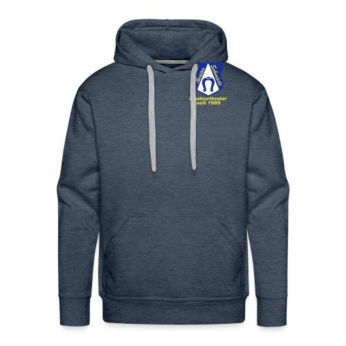 Logo flex - Männer Premium Hoodie
