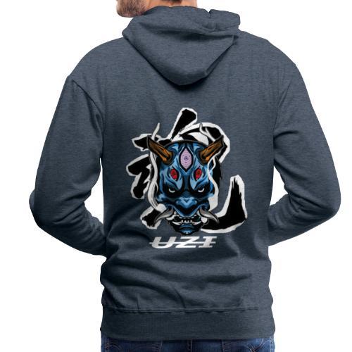 ONIUZI - Sweat-shirt à capuche Premium pour hommes