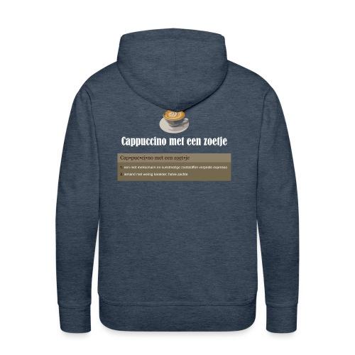 logo betekenis png - Mannen Premium hoodie