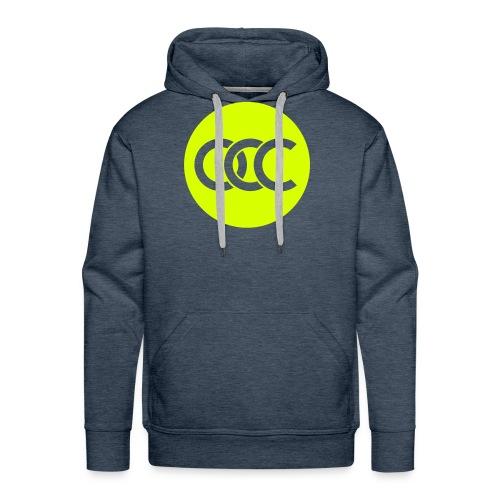 OCC ROND VIDE - Sweat-shirt à capuche Premium pour hommes