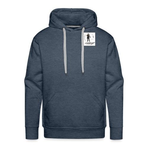 terror 3 big - Sweat-shirt à capuche Premium pour hommes