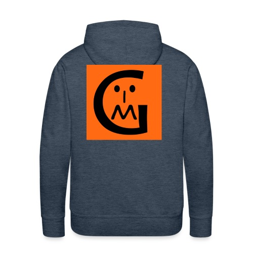 Myzrable Gaming Logo - Men's Premium Hoodie
