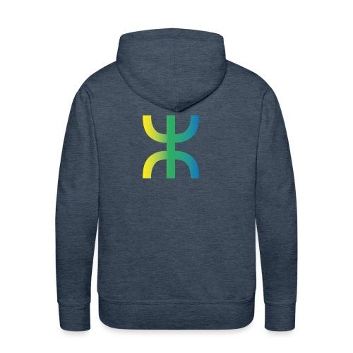 Z2 - Sweat-shirt à capuche Premium pour hommes