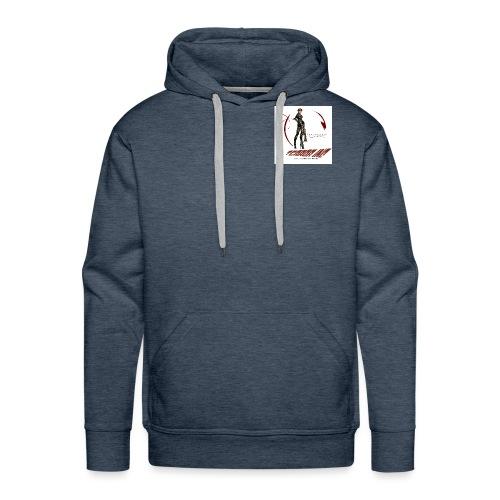 Terror big - Sweat-shirt à capuche Premium pour hommes