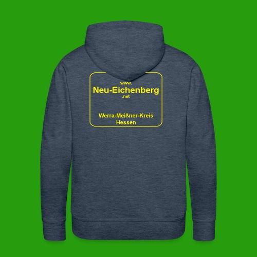 neb sign eps - Männer Premium Hoodie