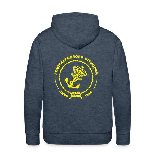 logo admiralengroep 2012 - Mannen Premium hoodie