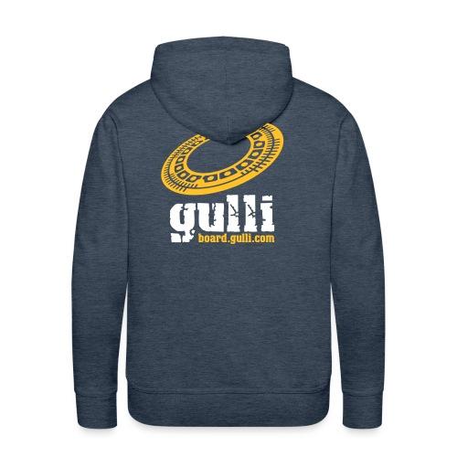 gulli shirtstuff 6 desolee - Männer Premium Hoodie