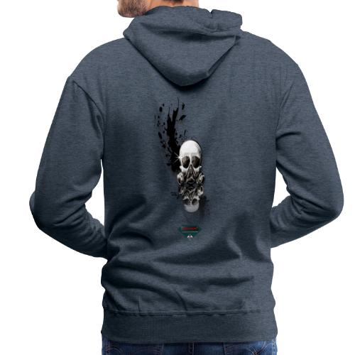 Mutagene Graff - Sweat-shirt à capuche Premium pour hommes