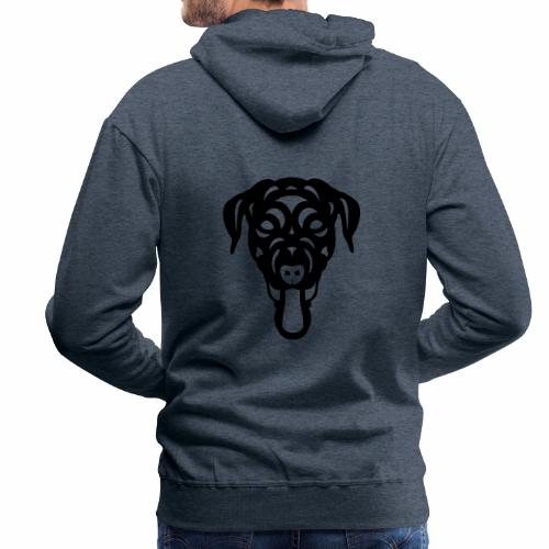 Labrador Dorianna - Männer Premium Hoodie