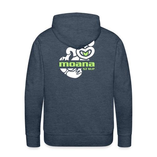 Tiki - Moana NZ SUP - Mannen Premium hoodie