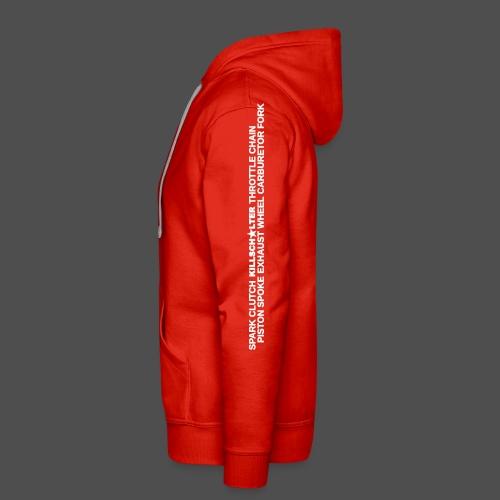 Motoparts ONE 9MP11 - Men's Premium Hoodie