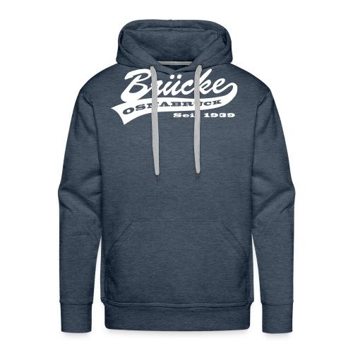 Brücke seit 1939 - Männer Premium Hoodie