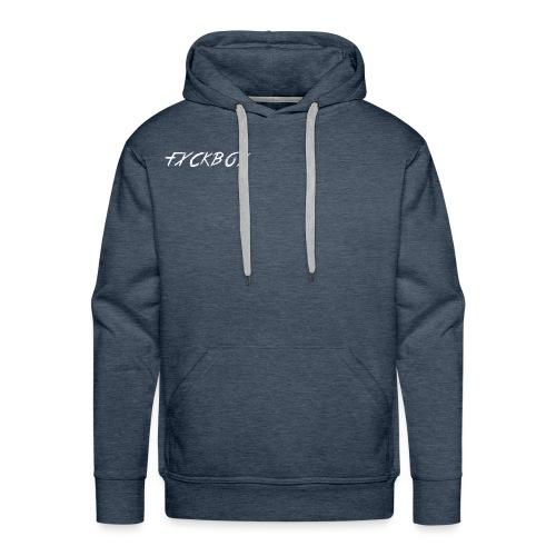 Fxckboy - Mannen Premium hoodie