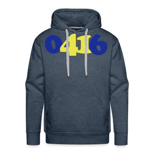 0416 - Mannen Premium hoodie