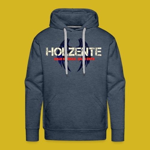 HolzEnte - Männer Premium Hoodie