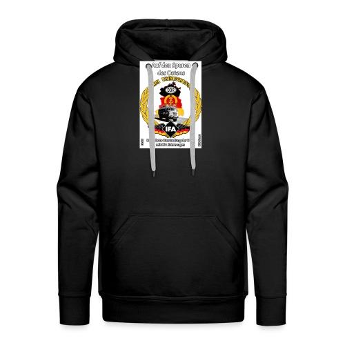 DDR Umrundung - Männer Premium Hoodie
