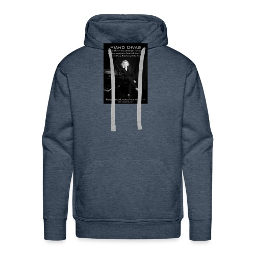 Piano divas official poster - Men's Premium Hoodie