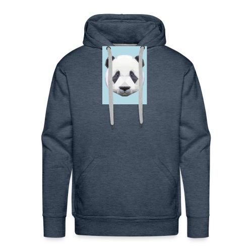 Panda - Männer Premium Hoodie