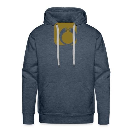 logo shirt03 - Männer Premium Hoodie